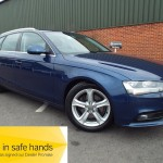 Audi A4 AVANT TDI SE TECHNIK £30 TAX+FULL LEATHER+SAT NAV - 2014 (64 plate)