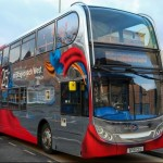 NEWS: Stagecoach West buses lend their horsepower to The Festival