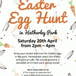 Easter Egg Hunt at Hatherley Park