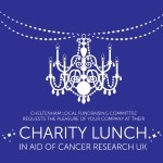 Charity Lunch in aid of Cancer Research