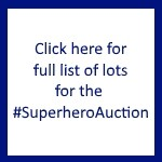 List of auction lots for Auction of Promises - Thursday 4th April 2019