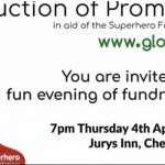 Auction of Promises in aid of the Superhero Foundation