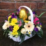Easter Flower Basket Workshop with Canapes