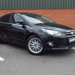 Ford Focus ZETEC TDCI £20 TAX+BLUETOOTH+USB & AUX - 2014 (63 plate)