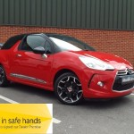 Citroen DS3 DSTYLE PLUS LONG MOT+CRUISE CONTROL+AUX PT - 2012 (12 plate)