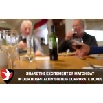 Video of Matchday Hospitality at Cheltenham Town Football Club