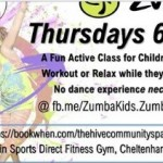Zumba Kids Classes Every 6pm Thursdays