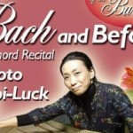 Bach and Before - Harpsichord Recital