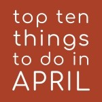 Top Ten Things to do in in Gloucestershire in April 2019 PLUS 1 bonus event added