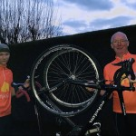 Parchel - Paris to Cheltenham Cancer Ride