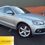 Audi Q5 S LINE TDI QUATTRO 12 MONTH WARRANTY+FULL LEATHER - 2011 (11 plate)