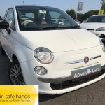 Fiat 500 CULT £30 TAX+1 OWNER+FULL LEATHER - 2014 (64 plate)