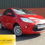 Ford Ka ZETEC £30 TAX+TWO KEYS+AUX POINT - 2013 (13 plate)