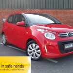 Citroen C1 PURETECH FEEL £0.00 TAX+BLUETOOTH+USB & AUX - 2016 (16 plate)