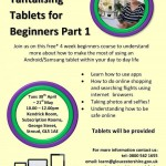 Beginners Tablets course in Stroud - FREE! Starts 30th April