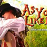 Open Air Play: As You Like It