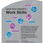Adult Education - Level 1 Award in Work Skills