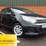 Kia Rio 1 £30 TAX+BLUETOOTH+LOW MILEAGE - 2016 (65 plate)