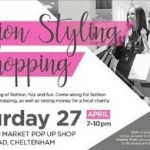 Fashion Styling & Shopping Charity Evening 27 April 2019