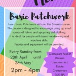 PATCHWORK COURSE- Make Do and Trend