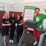 "Watch Live Stream and Donate: Adventureman Jamie McDonald World Record Attempt ""the greatest distance covered on a treadmill in 7 days"""