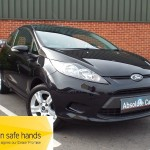 Ford Fiesta EDGE RECENT SERVICE+TWO KEYS+AUX - 2010 (60 plate)