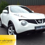 Nissan Juke VISIA LONG MOT+ISOFIX+TWO KEYS - 2013 (13 plate)