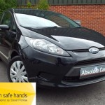 Ford Fiesta STYLE PLUS AUX POINT+ISOFIX+AIR CON - 2009 (09 plate)