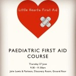 Baby & Child Paediatric First Aid Course
