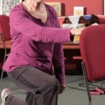 Christchurch Hall - Chair based class with progressive strength trainin