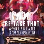 COMPETITION - Win 1 of 2 pairs of tickets to the Take That with Robbie Williams Tribute Night at Jurys Inn Cheltenham