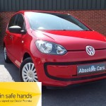 Volkswagen Up TAKE UP £20 TAX+LOW INSURANCE+TWO KEYS - 2013 (13 plate)