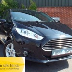 Ford Fiesta £0.00 TAX+1 OWNER+LOW MILEAGE - 2016 (16 plate)