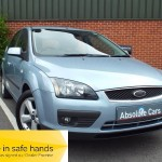 Ford Focus ZETEC CLI. P PART EXCHANGE TO CLEAR - 2007 (07 plate)