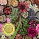 HOW TO BLEND YOUR OWN NATURAL SKINCARE USING THE HERBS THAT GROW AROUND US