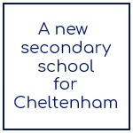 Community engagement events for new Cheltenham secondary school
