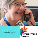 A thousand years of volunteering for local charity