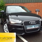 Audi A1 TFSI SE £30 TAX+LONG MOT+ALLOYS - 2011 (61 plate)