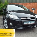 Ford Focus ZETEC TDCI £20 TAX+BLUETOOTH+ISOFIX - 2014 (14 plate)
