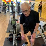 Cheltenham man breaks indoor rowing record at the age of 80