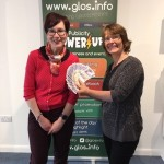 The largest ever www.glos.info Prize Draw pot of £580 has been claimed