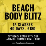 THE BEACH BODY BLITZ CHALLENGE IS HERE!! SAVE 10% with EXCLUSIVE GLOSINFO DISCOUNT CODE