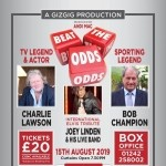 COMPETITION - WIN a pair of tickets to see Beat the Odds - An evening of Horse Racing, Comedy, Music and a Story