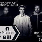 Stroud Dub Club Presents Junior Bill