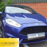 Ford Fiesta ST-2 PART LEATHER+BLUETOOTH+USB&AUX - 2016 (65 plate)