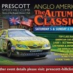 COMPETITION - WIN one of two pairs of tickets to the Anglo American Autumn Classic at Prescott Hill Climb this October