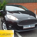 Ford Fiesta ZETEC £30 TAX+USB & AUX+BLUETOOTH - 2015 (64 plate)