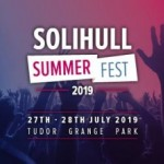 COMPETITION: WIN a pair of tickets for Solihull Summer Fest 2019!