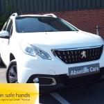 Peugeot 2008 ACTIVE £30 TAX+BLUETOOTH+USB & AUX - 2016 (66 plate)