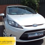 Ford Fiesta STYLE PLUS FSH+LONG MOT+AIRCON+2 KEYS - 2009 (09 plate)